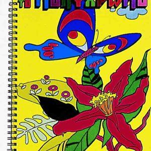 Το πολύχρωμο βιβλίο ζωγραφικής